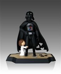 Darth Vader's Little Princess. This is so frickin' cute...but the $150 price tag is making me cry.