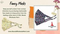 Get more detail by visiting at: https://nanakwholesalemart.com/product-category/accessories/masks/