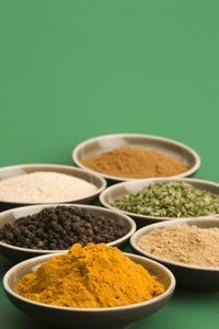 Homemade Natures Seasoning - add to vegetables and roast in oven