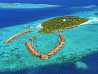 Ayada Maldives - The resort offers a truly luxurious experience in the authentic Maldivian Style. The Ayada Maldives Resort has a wide range of restaurants,