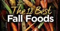 These fruits and veggies will make autumn your tastebuds' favorite season