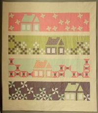 Calling Me Home Quilt Pattern Download