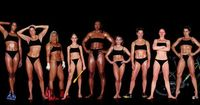 The images below show an incredible variety of women, ranging in weight, height, race and proportion. What they all have in common is that they are pr...