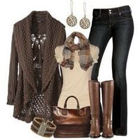 Are you looking for something heavy to wear? Do you want new fall and winter outfit ideas to try in