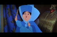 Merrweather: Disney's Unsung Hero #Disney #sleepingbeauty #merryweather #fairy