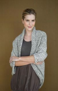 Posts similar to: Shibui Rectangle Shrug Knitting Pattern