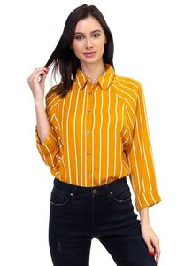 20% discount with BESTDEAL at checkout! Stripe Snap Button Down Shirt $21.50