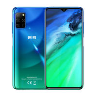 ELEPHONE E10 Global Version 6.5 inch HD+ NFC Android 10 4000mAh 48MP Quad Rear Cameras 4GB 64GB MT6762D 4G Smartphone