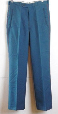 Russian Uniform Parade Pants Trousers Vintage Soviet Army Officer USSR $30.00