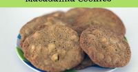 These yummy white chocolate and macadamia cookies taste just like the ones Subway makes.