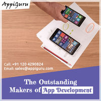 AppiGuru is a top mobile application development company in India. We offer custom web & app development services for iOS/iPhone and android OS.Mobile App Development Solutions for your business needs. Know more: http://www.appiguru.com/