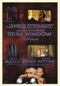 Rear Window movie posters at movie poster warehouse movieposter.com