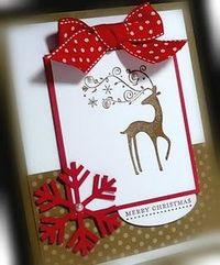 stampin up dasher-Love the colors of this card. Wish I had purchased Dasher when he was available.