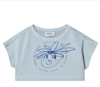 Buy Bobo Choses Daisy Cropped Sweatshirt Online at an affordable price from tinyapple.net. Here you can get beautiful stylish and comfortable clothing for your kids.