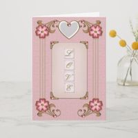 Old Fashioned Kind Of Love Card