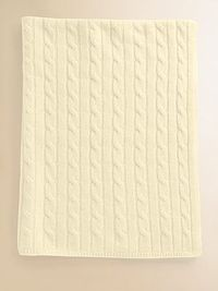 cashmere cable knit baby blanket...I could knit this! | See more about cable knit, baby blankets and cashmere.