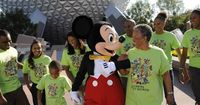 Here are 10 tips for planning a Walt Disney World group trip