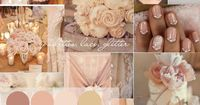 Blush pink and gold wedding decor... Wedding ideas for brides, grooms, parents & planners ... https://itunes.apple.com/us/app/the-gold-wedding-planner/id498112599?ls=1=8 �€� plus how to organise an entire wedding �™� The Gold Wedding Plann...