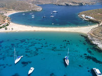 The best off-the-beaten-path islands in Cyclades