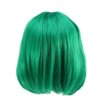 Price: $26.21 | Product: Women's Bob Wig Short Straight Wig Synthetic Hair Wig High Temperature Fiber Bob Wig | Visit our online store https://ladiesgents.ca