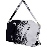 Two-tone crossbody bag $45.99