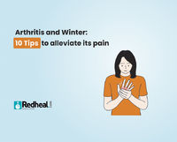 Winter is an extremely difficult time of the year, especially to those suffering from arthritis as it increases flare ups. Check our blog article to know a few tips to alleviate it.