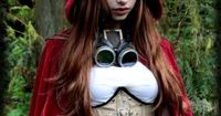 Red Riding Hood? #Steampunk #coupon code nicesup123 gets 25% off at leadingedgehealth.com