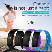 Bluetooth Smartwatch Sport Smart Watch IP68 Waterproof Heart Rate Monitor Wristband $20.92