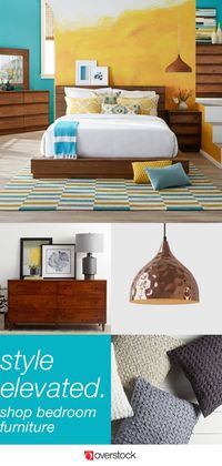 Find everything you need to give your bedroom a refresh at Overstock.com. Shop thousands of products and beautiful new furniture at the lowest prices---coffee tables, lamps, home décor, and more! Overstock.com -- All things home. All for less.