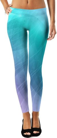 ROWL Hint Of Purple Women's Leggings $42.00