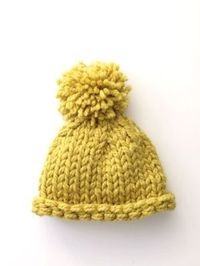 Free Knitting Pattern: Hat