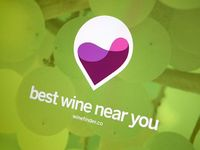 Logo mark for WineFinder.co Wine / Heart /postI know, I know that heart is a little drunk ;P Follow me on Twitter