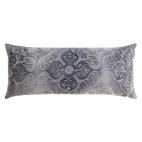Silver Gray Persian Velvet Pillows by Kevin O'Brien Studio $268.00