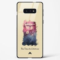 Doctor Who - The Trip of a Lifetime Glass Case Phone Cover from Myxtur