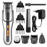 SH1773 8 In 1 Men's Grooming Kit with Trimmer for Beard Head Body Nose Hair Rechargable Shaver Razor Electric Hair Trimmer