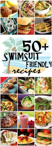 50 Healthy Recipes ... most of these sound delicious! by janet