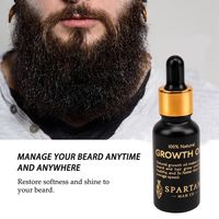 Men Beard Growth Oil $16.95