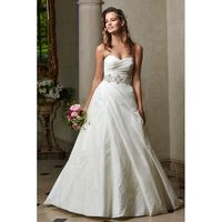 Wtoo by Watters Virginia 14414 Simple A-Line Wedding Dress - Crazy Sale Bridal Dresses|Special Wedding Dresses|Unique 2018 New Style Dresses
