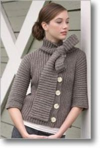 Big Bow Cardigan