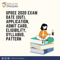 We are here with another series of everything you should know about UPSEE.