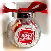 Peppermint jars