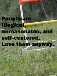 Love people quote