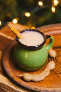 Nothing warms you up like a piping warm cup of atole. Atole is a warm drink from Mexico made from ground corn mixed with tamarindo. Sweet Life Disclosure: This is a sponsored post with Imperial Sugar. Thank you for supporting the brands I collaborate with...