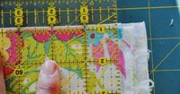 Tutorial: How to square up fabric for cutting - just a good to know