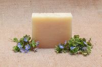 2 Bars Of Gardenia All Natural Soap Bar Plus Cedar Soap Saver With Gift Bag FREE SHIPPING $8.95