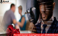 Various conjugal organizations together create issues because of the associated exercises with life accomplices or unrevealed information. Our Marital examination administrations incorporate pre-conjugal and post-conjugal request. From looking at the indi...