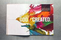 """Create"" - An Arts Curriculum for Children by Russell Shaw, via Behance"
