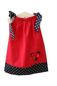 Cute dress, maybe I could make it for my niece