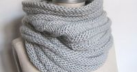 Ravelry: EspaceTricot's Cozy Cocoon Cowl