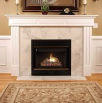 mantels for fireplaces living room ideas   Fireplace Mantel Designs With New Ideas / Pictures Photos Designs and ...